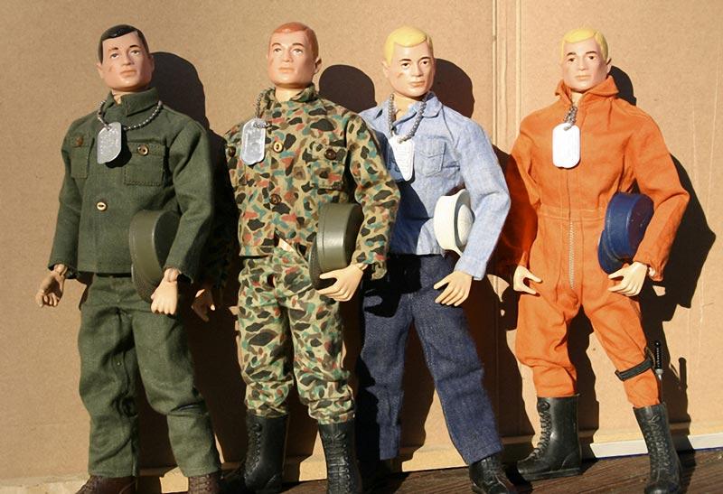 Игрушки G.I. Joe Hasbro