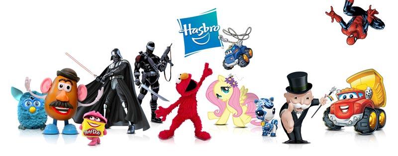 Продукция Hasbro
