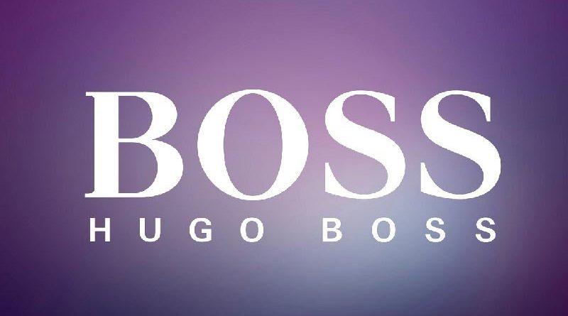 Логотип Hugo Boss