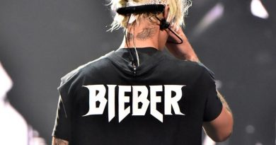 Логотип Justin Bieber
