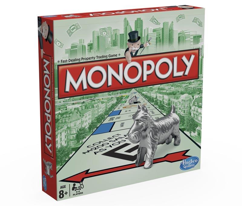 Настольная игра «Монополия» Hasbro