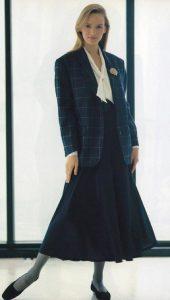 Первая коллекция женской одежды