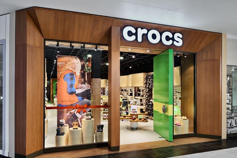 Магазин Crocs