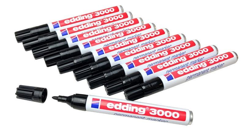 Маркер edding 3000