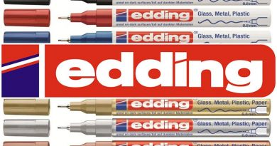 Логотип edding