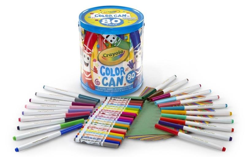 Ассортимент Crayola