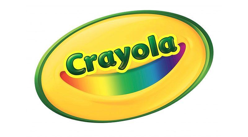 Логотип Crayola