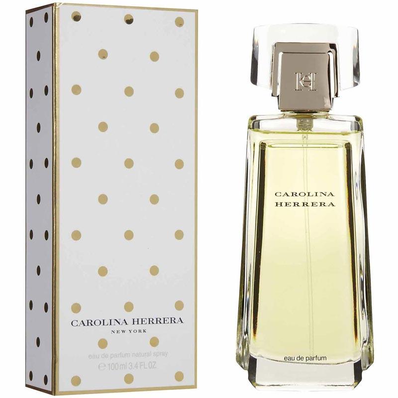 Дебютный аромат Carolina Herrera