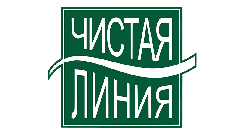 Логотип Чистая линия