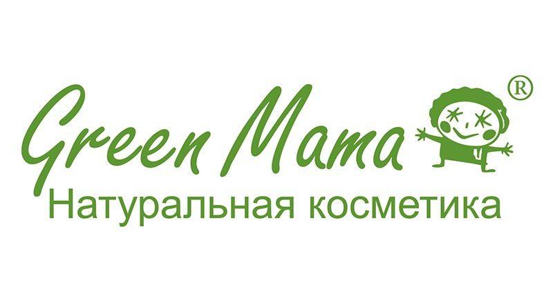 Логотип Green Mama