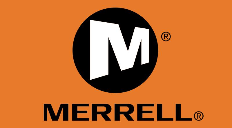 Логотип Merrell