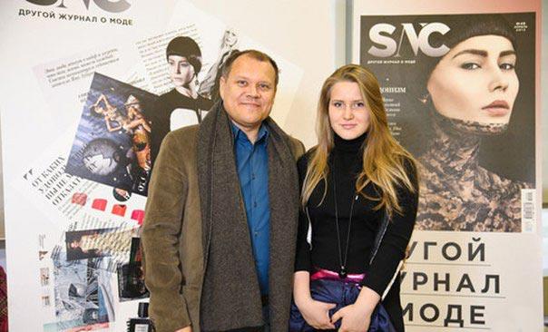 Олег и Ирина Насобины