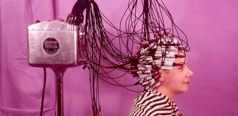 Аппарат для завивки волос