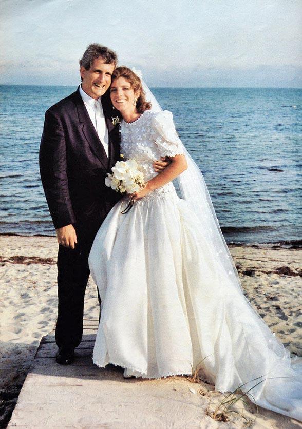 Свадебное платье для Кэролайн Кеннеди