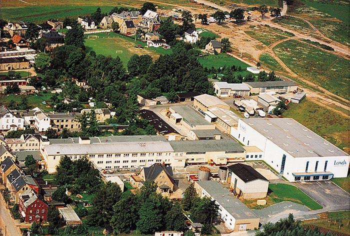 Завод в Ротенкирхене