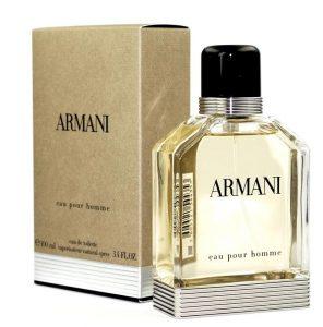 Туалетная вода Armani Eau Pour Homme