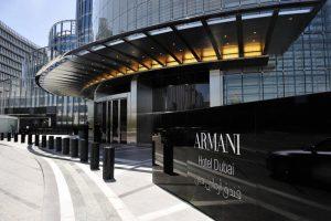 5-звездочный отель Armani Hotel Dubai