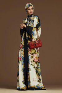 Линия хиджабов и абай от Dolce & Gabbana