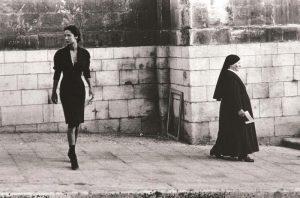 Голландская модель Марпесса для Dolce & Gabbana, 1987
