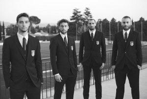 Костюмы Dolce & Gabbana для футбольного клуба