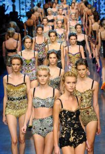 Купальные костюмы Dolce&Gabbana
