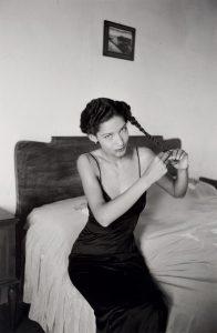 Марпесса Хеннинк для Dolce & Gabbana, 1987