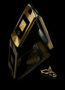 Motorola V3i Dolce & Gabbana
