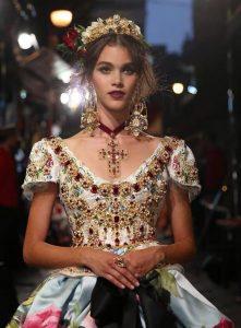 Показы Dolce&Gabbana