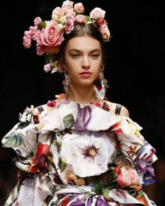 Показы Dolce & Gabbana