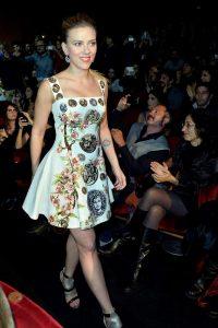 Скарлетт Йоханссон на показе Dolce & Gabbana