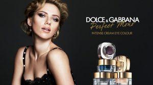 Скарлетт Йоханссон в рекламе Dolce & Gabbana