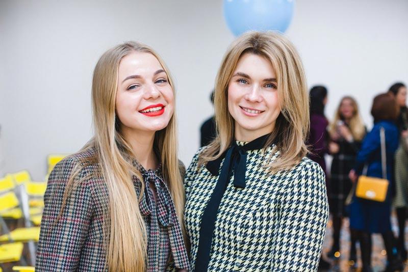 Анастасия Дзюба и Анна Коваленко