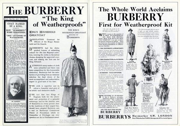 Burberry одевает членов королевской семьи