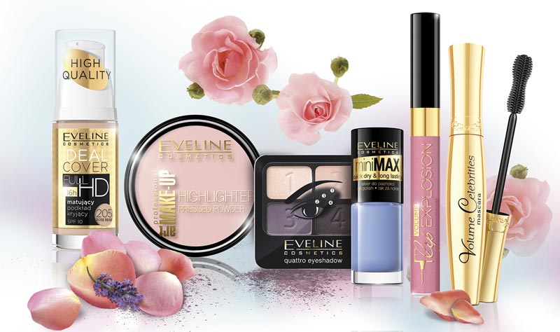 Макияж лица Eveline Cosmetics