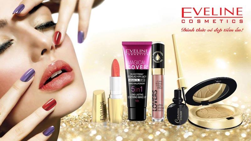 Eveline Cosmetics реклама