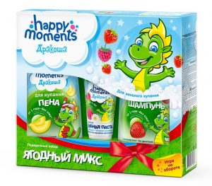 Серия «Дракоша» Happy Moments