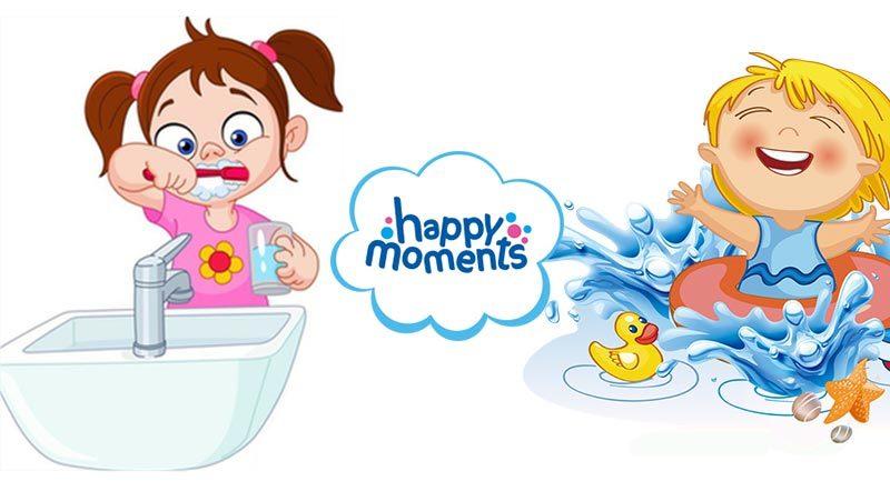 Логотип Happy Moments