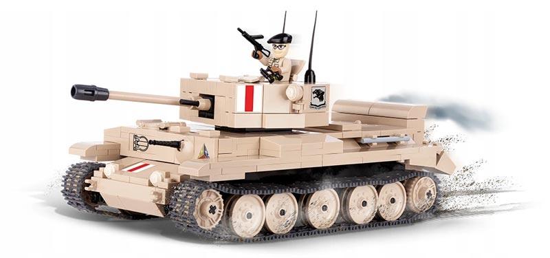 Конструктор СОВI Small Army Wot Cromwell