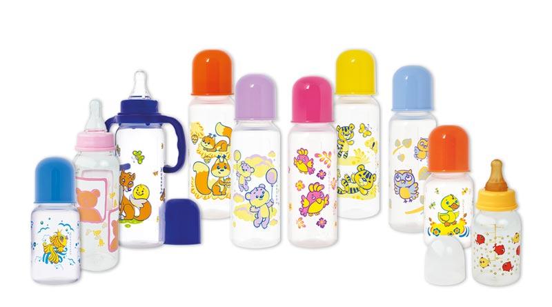 Бутылочки и соски «Мир детства»