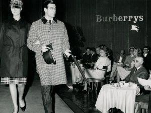 Мировое признание Burberry