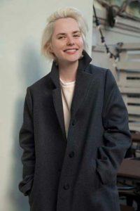 Шерстяное пальто Ploomi Clothing