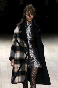 Стильное женское пальто Burberry