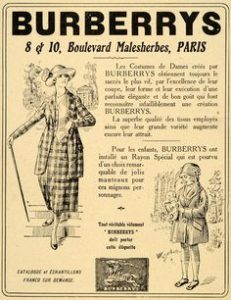 Верхняя одежда для женщин Burberry