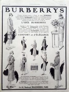 Верхняя одежда для женщин Барберри