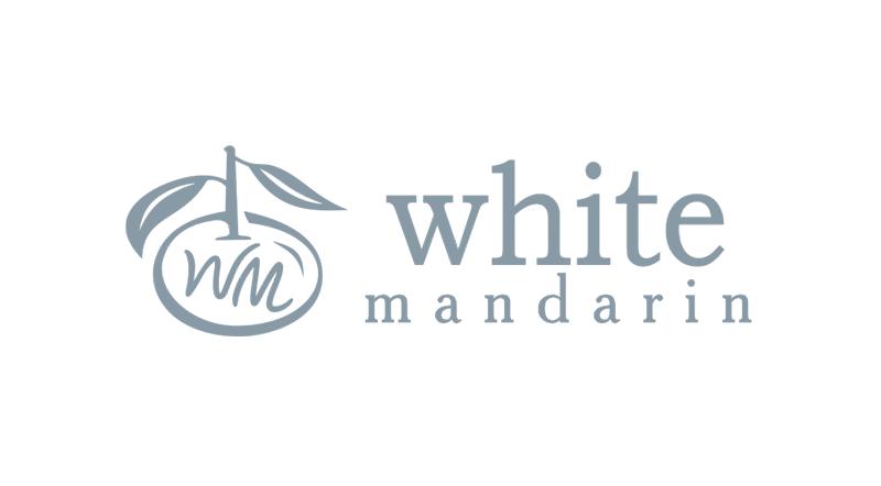Логотип White Mandarin