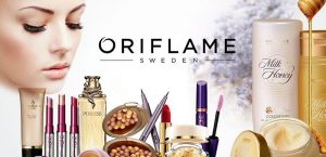 Ассортимент продукции Oriflame