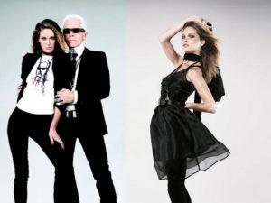 Коллекция одежды от Карла Лагерфельда для H&M