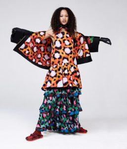 Дизайнерская линия от Kenzo и H&M