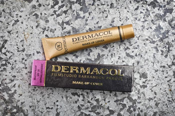 Тональная основа Dermacol Make-up Cover
