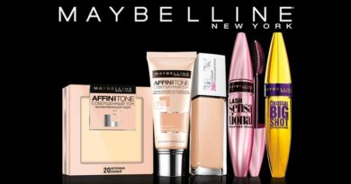 Логотип Maybelline New York